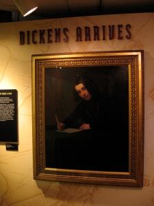 Dickens Portrait